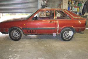 audi coupe quattro swb sport replica project