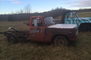 1971 International One Ton (parts truck) Photo