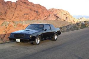 1987 Buick Grand National (turbo Regal G-body)