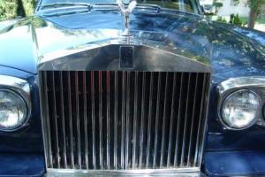 1980 Rolls-Royce Silver Shadow Photo