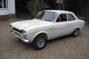 XOO 354F Ex.Works registered.1968 competition Ford Escort Twincam