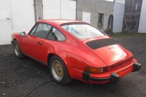 Porsche 911 / 2.7 litre / Left Hand Drive