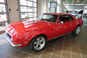 1968 CHEVROLET CAMARO WITH GM PERFORMANCE CRATE 383CI. 4-SPEED 9-INCH 4 WHL DISC