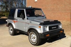 Suzuki Samurai JX 4x4 1988.5