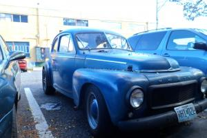 1958 volvo pv 444 custom Photo