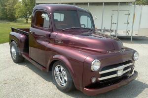 """1953 Dodge B4B 1/2 ton """"Job Rated"""" Truck"""