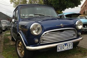 1966 Morris Mini Deluxe 1300cc