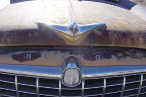 "1955 AMC Hudson Hornet w 308 Twin ""H"" & Continental Kit & Ultra Rare Factory A/C"