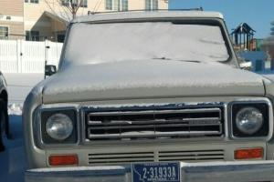 1978 International Scout Traveler Photo