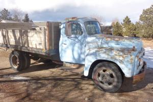 1954 International Harvester R150 Dump Truck Photo
