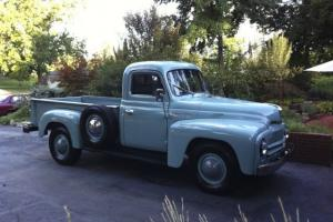 1952 International Harvester Pickup Photo