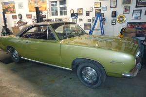 Plymouth : Barracuda 2 DOOR