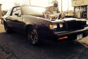 87 Buick Grand National Pro Street