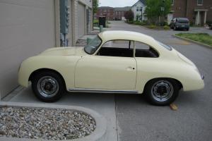 1958 Porsche 356a Coupe Project