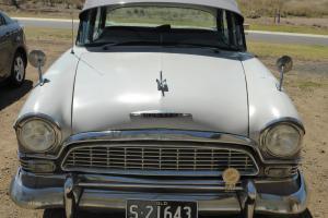 1958 Humber Super Snipe Series I