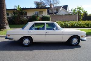 280SE ORIGINAL CALIFORNIA OWNER CAR WITH 65K ORIG MILES WITH ORIG PAINT/INTERIOR
