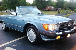 560sl 1987 Convertible with Hard top