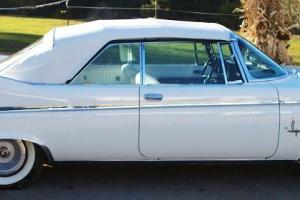 1961 CHRYSLER IMPERIAL CONVERTIBLE Nice, Kept In Dry Storage For Last 30 Years!