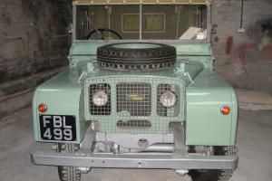 """Lad Rover Series 1 80"""" 1949"""
