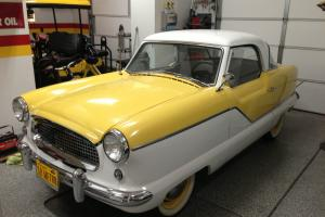 1958 Metropolitan, beautiful restored coupe, runs great Photo