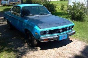 1974 Opel Manta Rallye Edition