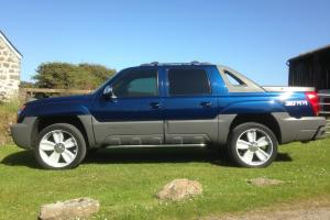 Chevrolet, Chevy Avalanche V8 LPG Pick Up,Canopy,Silverado pickup Dodge Ram F150