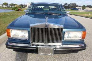 1987 1/2 Rolls Royce silver Spirit 35000 miles