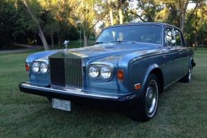 1975 Rolls Royce Silver Shadow (Long Wheel Base) Located near CHICAGO L@@K !!!
