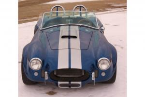 1966 Cobra replica Lonestar LS427 kit 351w 400 horse 5 speed 373 posi nine inch!