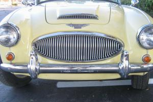 1964 classic Austin Healey MkIII 3000 Convertible custom tribute. VERY LOW MILES