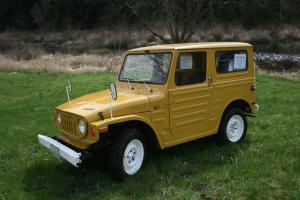 1972 Suzuki LJ20V
