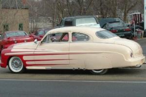 1949 Lincoln-Mercury Hotrod-Older Famous Streetrod-LIke Sly's Cobra Car-Awesome