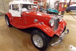 1952 MG Kit Car T1239290