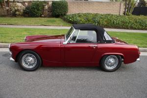 1967 RECENTLY RESTORED WITH NO EXPENSE SPARED - OVER $24K INVESTED - NONE FINER!