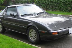 1984 Mazda RX7 Special Edition