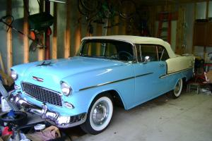 1955 Chevrolet Convertible
