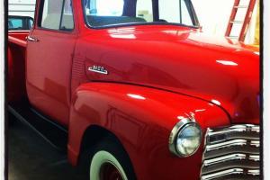 Chevy 3100 1/2 Ton, 5 Window