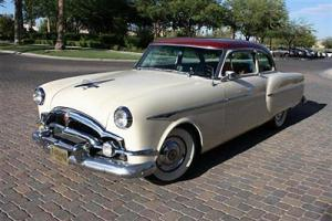 Excellent restoration of this 1953 Packard Clipper Deluxe