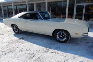 1969 Dodge Charger SE matching numbers 383 leather 2 Owner California Car