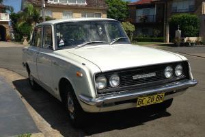 Rare Toyota RT40 Suit Alfa Fiat Datsun Great Condition Regretful Sale NSW Rego