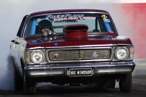 1969 XW Ford Fairmont Drag Racing CAR AND Trailer in Brisbane, QLD