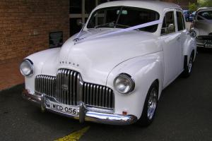 Holden FX 1951 in Sydney, NSW