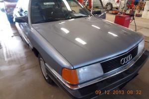 1987 Audi 5000S T1236725 Photo