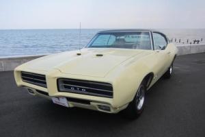 1969 GTO 400/350 H.P. PHS MATCHING # A/C