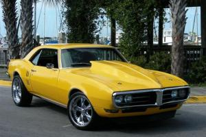 1968 Pontiac Firebird Restomod - Price Cut - Final Offer!