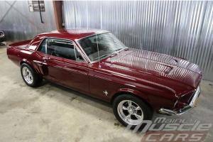 1967 Mustang California Special Trim -Performance Built 302, 5-Speed-A/C-Wilwood