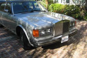 1982 Rolls Royce Silver Spur Photo