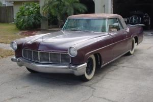 """1956 Lincoln Continental Mark II, """"George Barris"""" Owned, Customized?"""