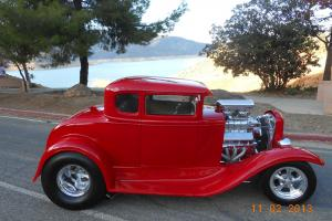 1931 Ford 5 Window Coupe Custom Show Car** Also on sale locally**