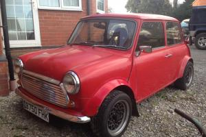 CLASSIC MINI ,LANCIA INTERGALE ENGINE FITTED/Z CARS,BIKE ENGINED